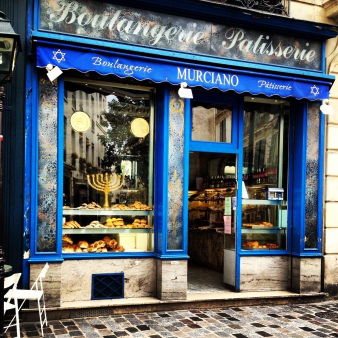 marais boulangerie