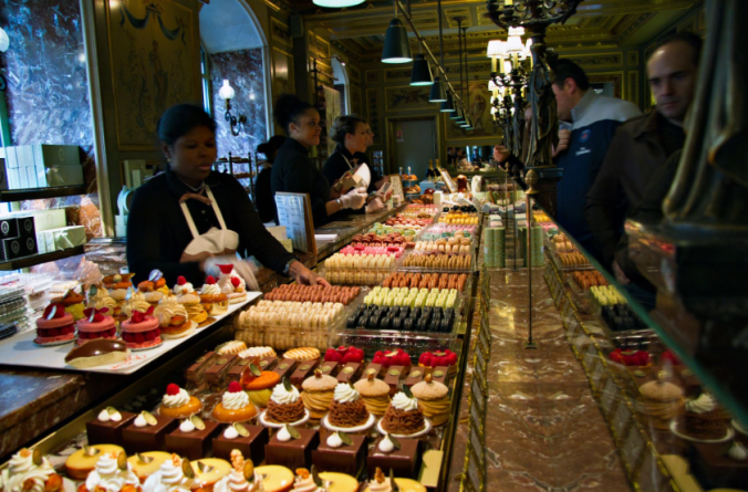 Laduree Interior