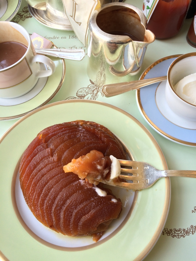 laduree tarte tatin