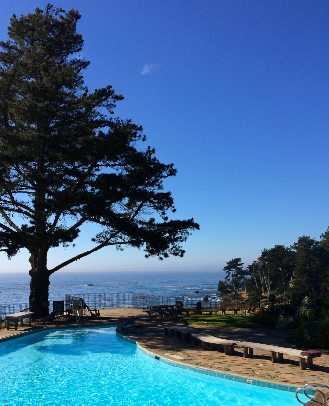 esalen swimming pool