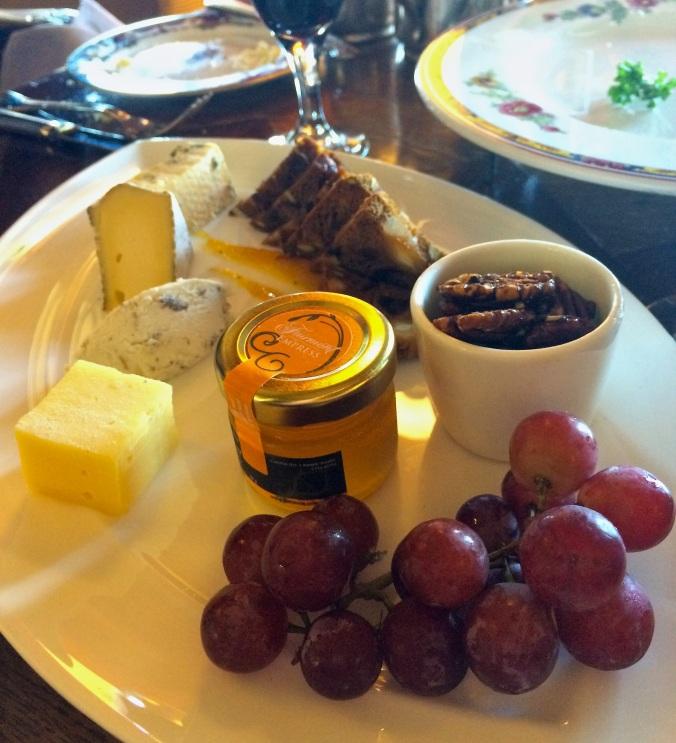 cheese course 1