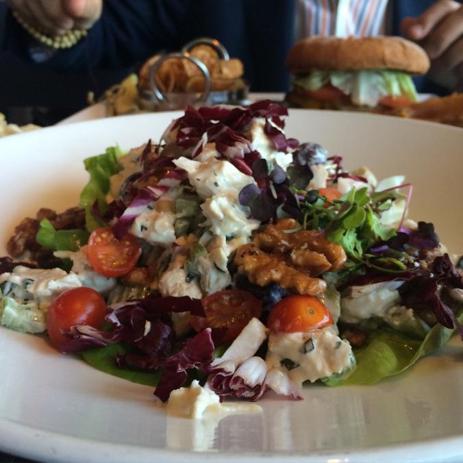 mom's chicken salad