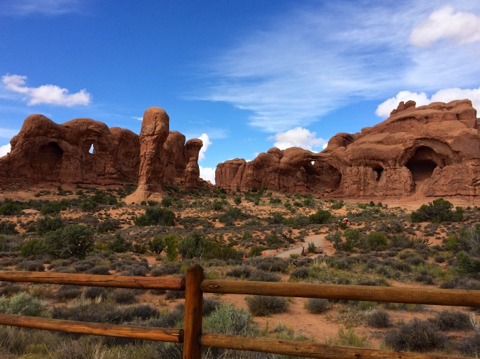 lots of arches
