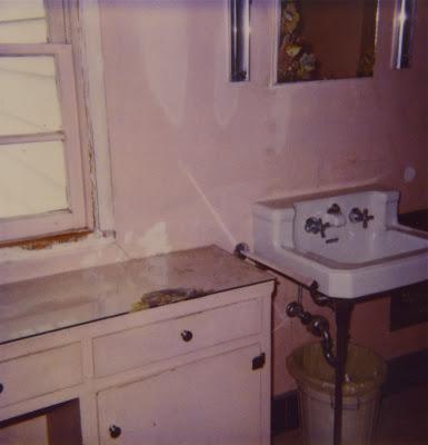 upstairs bath old