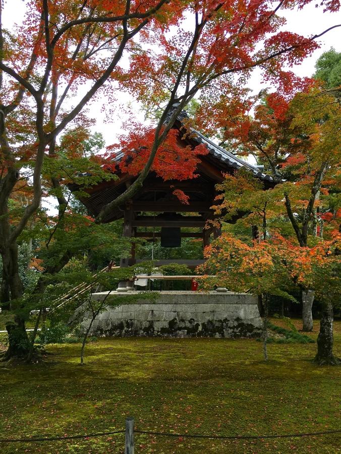 kinkakuji grounds
