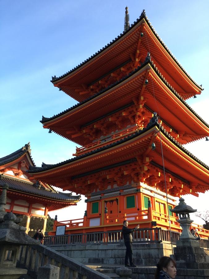 shrine at kiyomizu