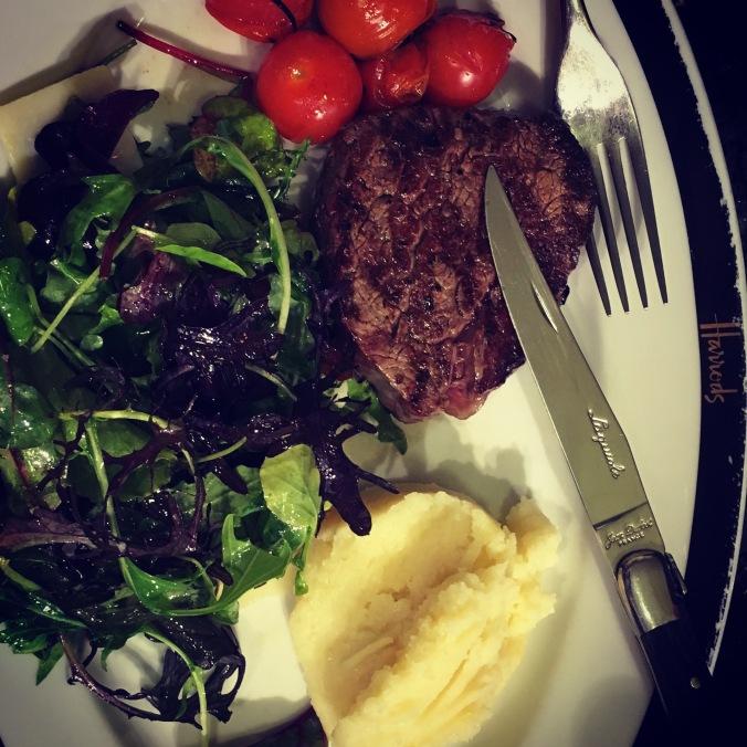 harrods steak