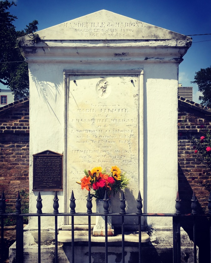 marigny tomb