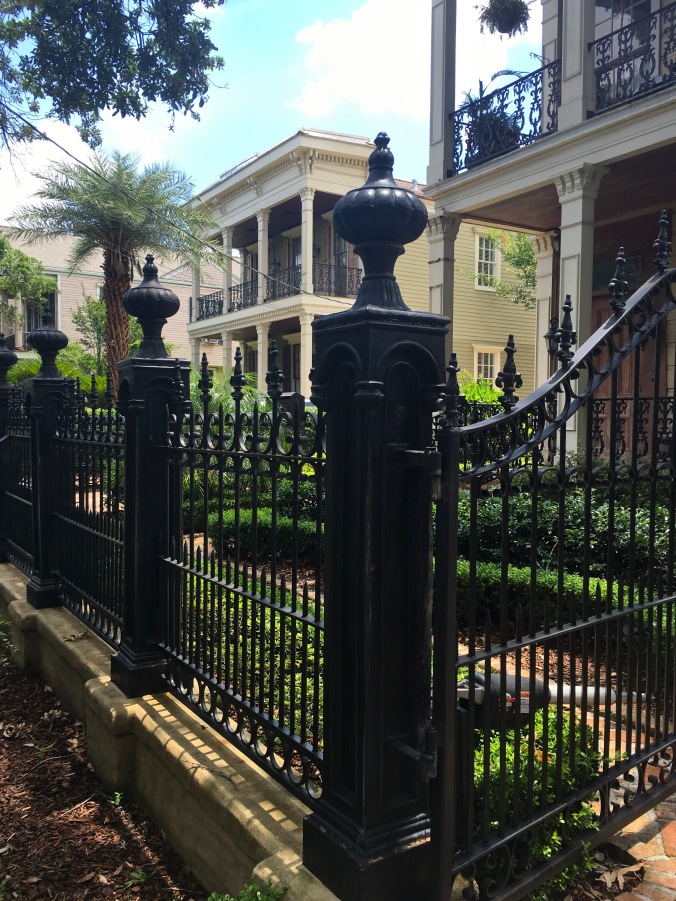 streets of the garden district