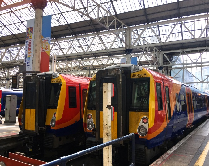 train to windsor