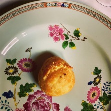 The perfect Cheese Gougere