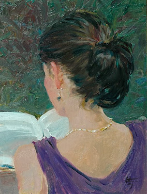 1 Hettinger, David (1946-...) Jordan in purple